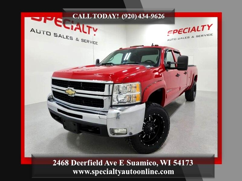 Chevrolet Silverado 2500HD LT1 Crew Cab Long Box 4WD 2009