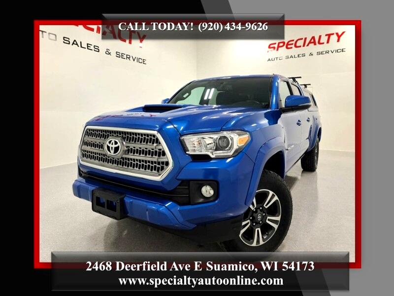 Toyota Tacoma TRD Sport Double Cab 4WD V6 2016