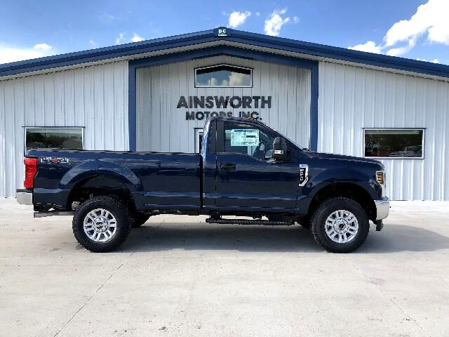 2018 Ford F-250 SD XLT 4WD