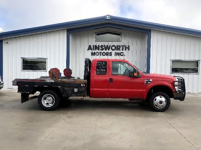 Ford F-350 SD XLT SuperCab 4WD DRW 2008