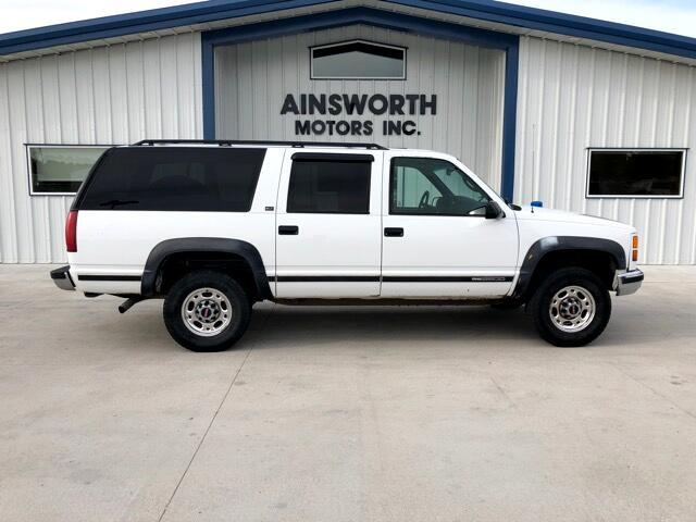1995 GMC Suburban 2500 4WD