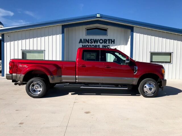 2019 Ford F-350 SD King Ranch Crew Cab Long Bed DRW 4WD