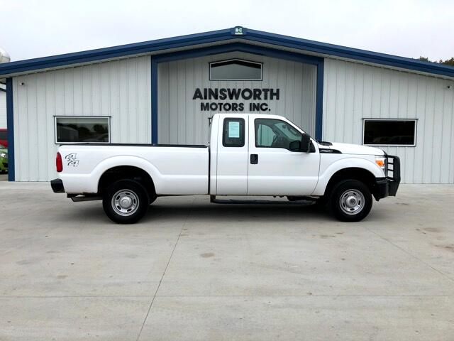 2012 Ford F-250 SD XL SuperCab 4WD