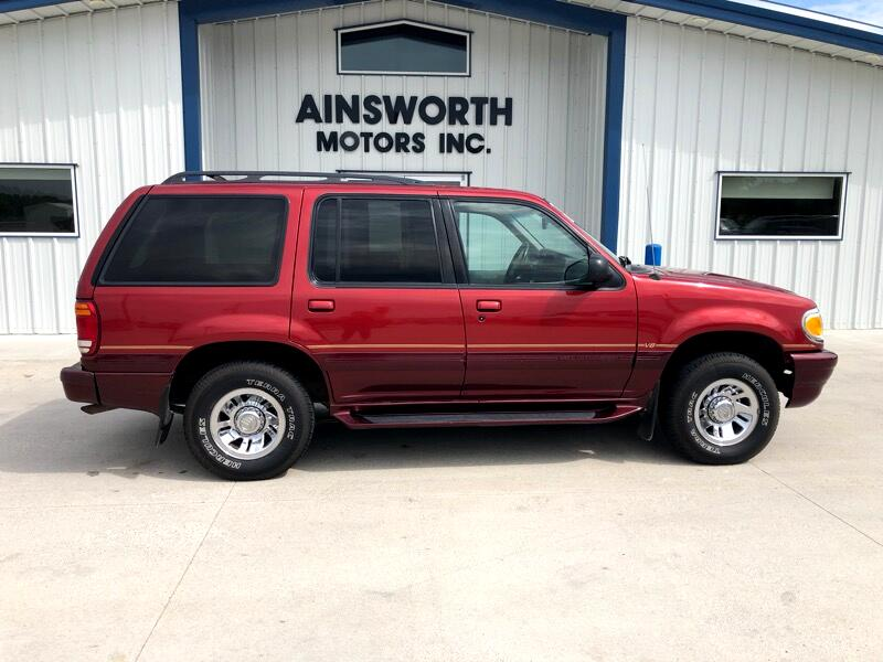 "Mercury Mountaineer 4dr 112"" WB AWD 1998"