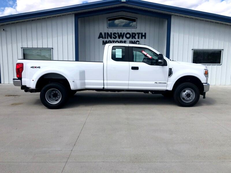 Ford Super Duty F-350 DRW XLT 4WD SuperCab 8' Box 2020