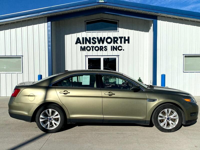 Ford Taurus 4dr Sdn SEL FWD 2012