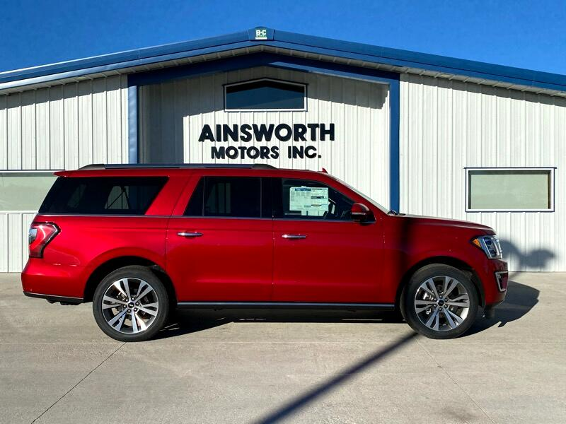 Ford Expedition Max Limited 4x4 2020