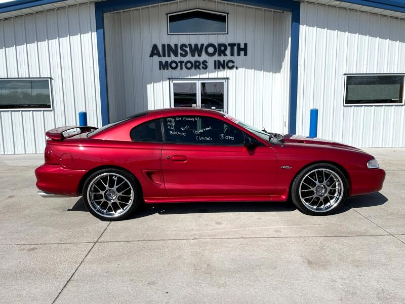 Ford Mustang 2dr Cpe GT 1996