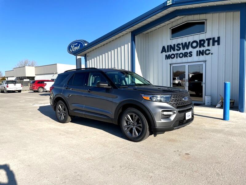 Ford Explorer XLT 4WD 2021