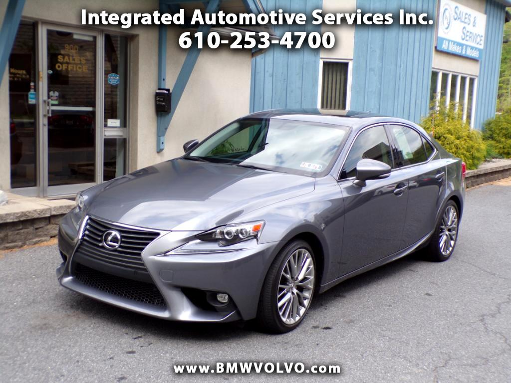 2015 Lexus IS 250 IS 250 AWD
