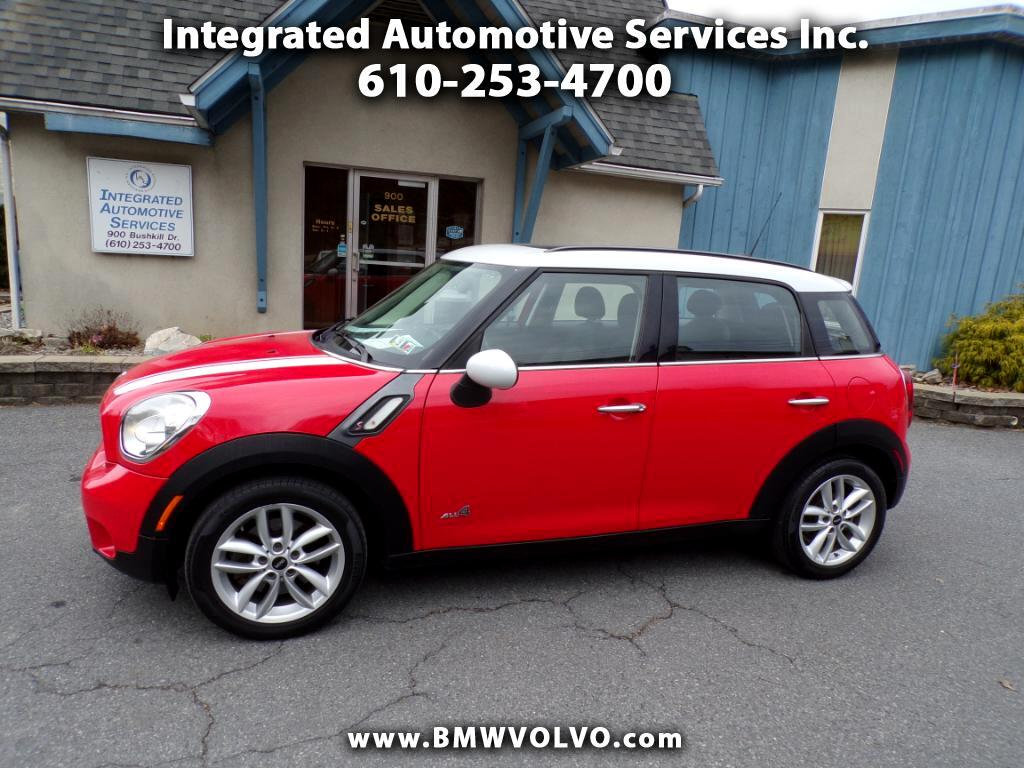 2012 MINI Countryman ALL4