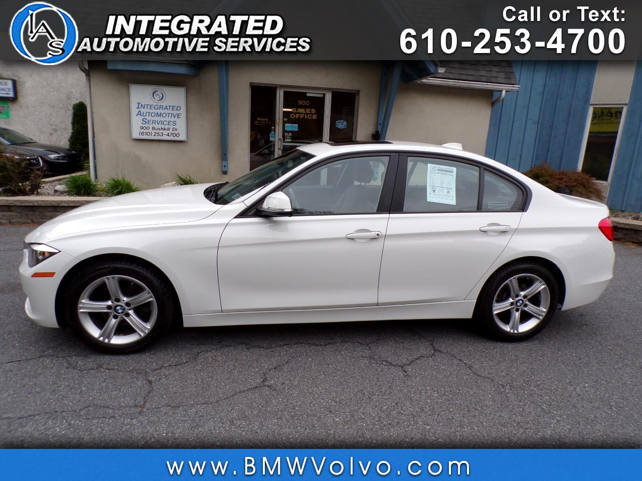 2013 BMW 3-Series 328i xDrive