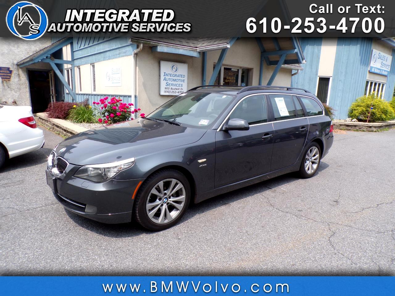 2010 BMW 5-Series Sport Wagon 535i xDrive