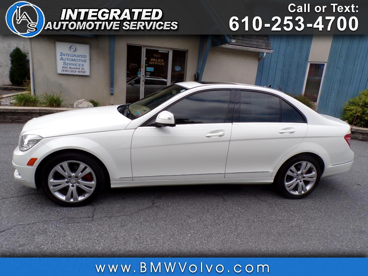2008 Mercedes-Benz C-Class C 300 Luxury 4MATIC®