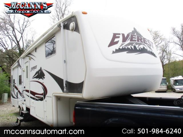 2007 Keystone RV Everest m295T