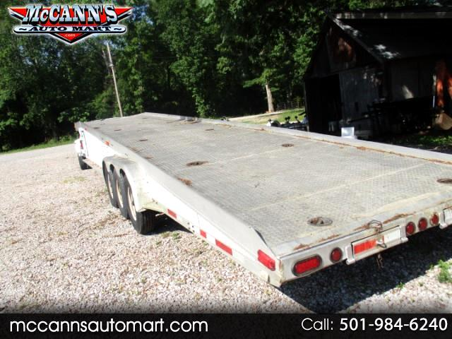 1986 Featherlite Trailers 8417 GN3C-848 Car Hauler