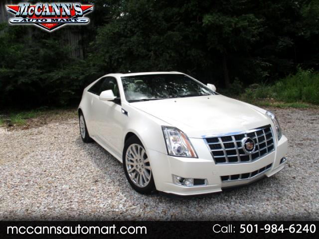 2014 Cadillac CTS Coupe 2dr Cpe Performance RWD
