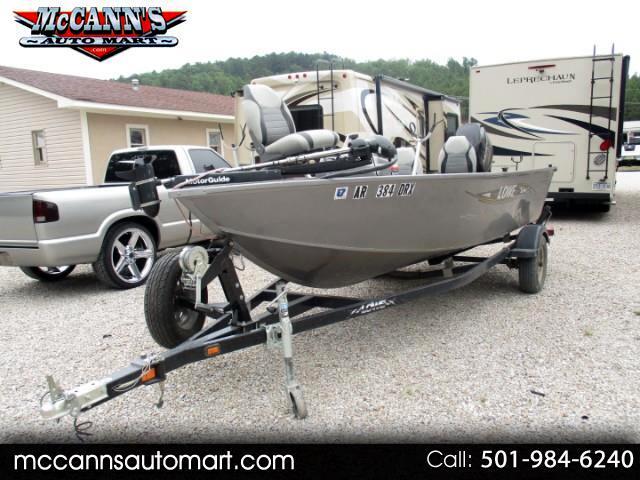 2014 Lowe Fishing Boat FM160 Pro SC