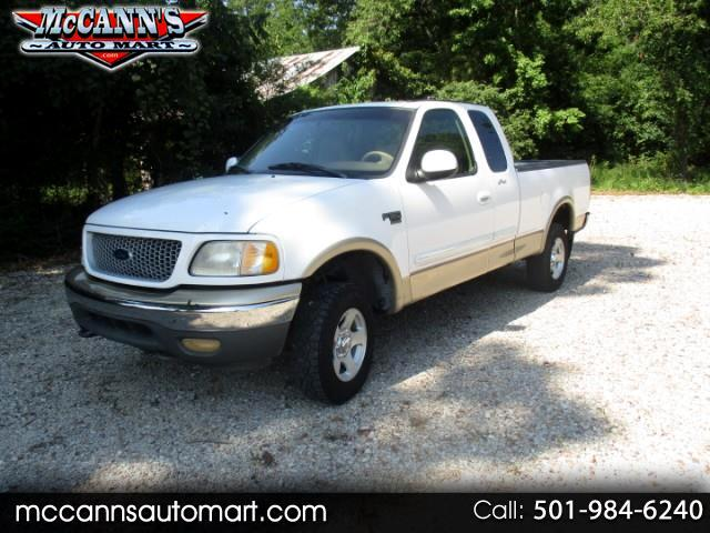1999 Ford F-150 Supercab 139
