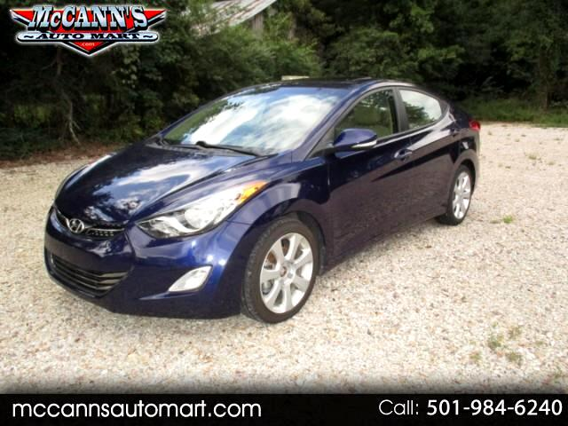 2013 Hyundai Elantra 4dr Sdn Auto Limited (Alabama Plant)