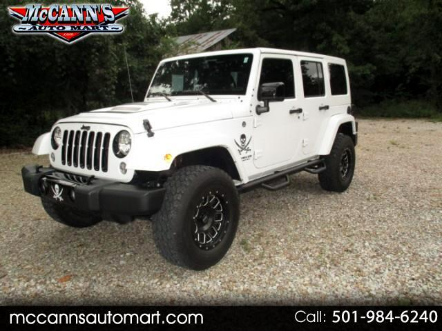 2015 Jeep Wrangler Unlimited 4WD 4dr Altitude