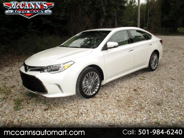 2016 Toyota Avalon 4dr Sdn Limited (Natl)