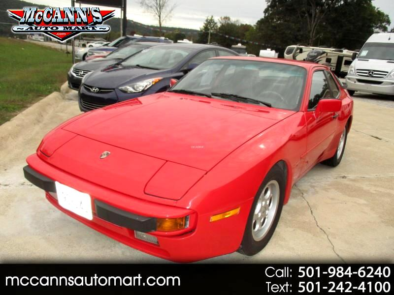 1986 Porsche 944 2dr Coupe 5-Spd