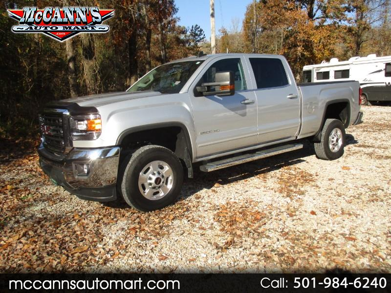 "2015 GMC Sierra 2500HD available WiFi 2WD Crew Cab 153.7"" SLE"