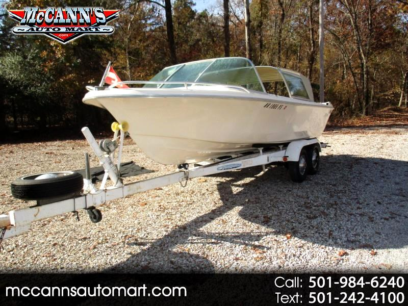 1974 Boat Mercruiser 1974 Aristo Craft 19