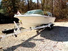 1974 Boat Mercruiser