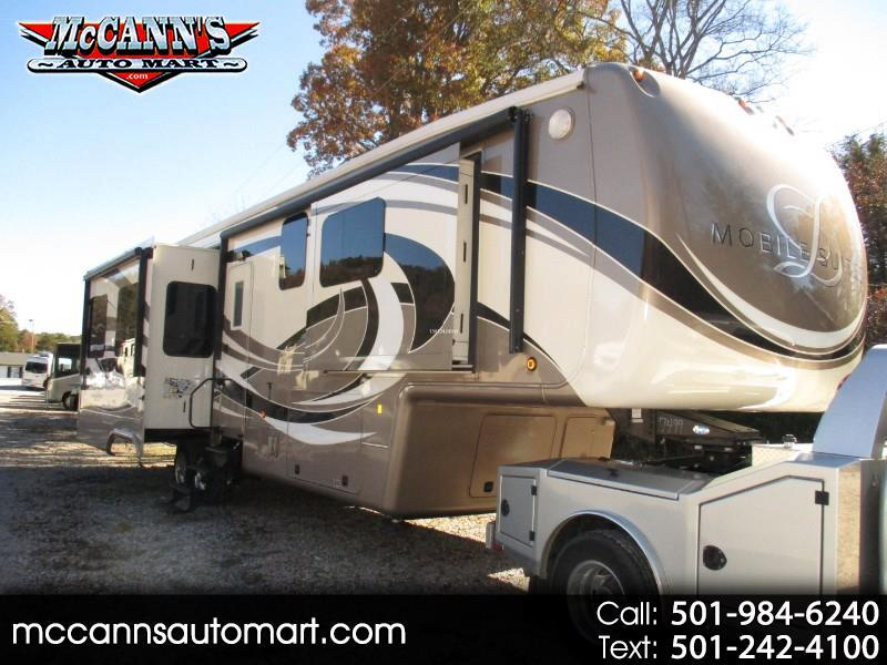 2015 DRV Luxury Suites Mobile Suites M-38RSSA
