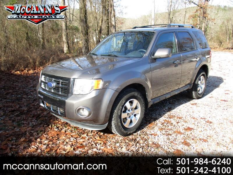 2011 Ford Escape FWD 4dr Limited