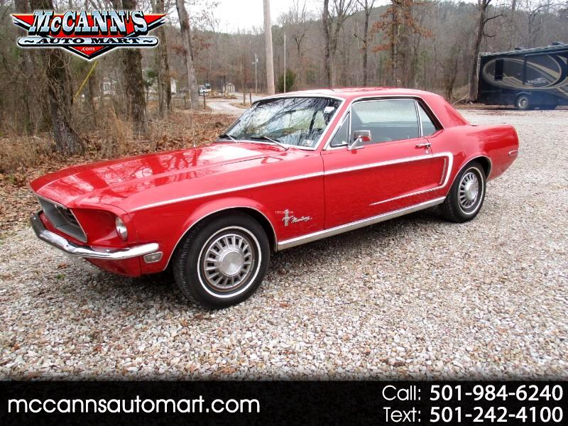 1968 Ford Mustang 2-Door Sedan