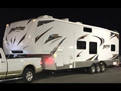 2008 Keystone RV Raptor Toy Hauler