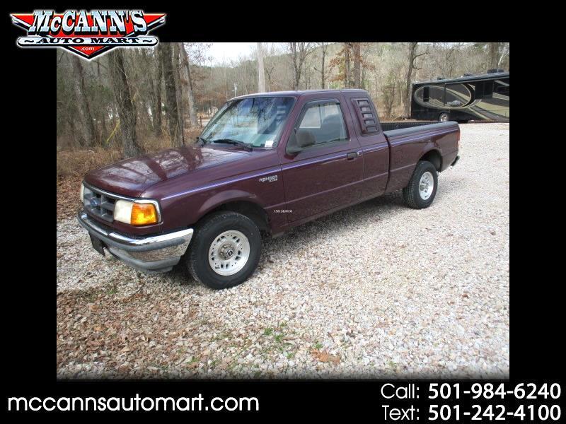 """1994 Ford Ranger Supercab 125"""" WB Splash"""
