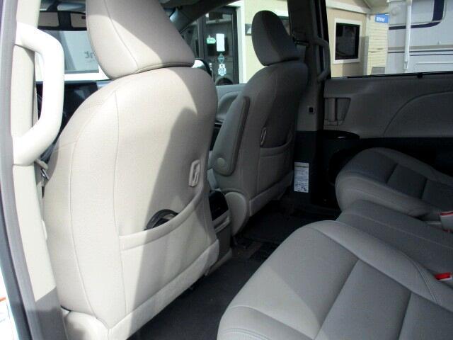 2015 Toyota Sienna 5dr 8-Pass Van XLE Premium  FWD (Natl)