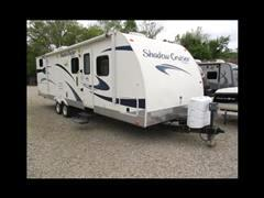2012 Shadow Cruiser 26BH