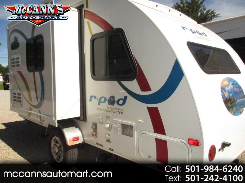 2011 Forest River R Pod RP-177