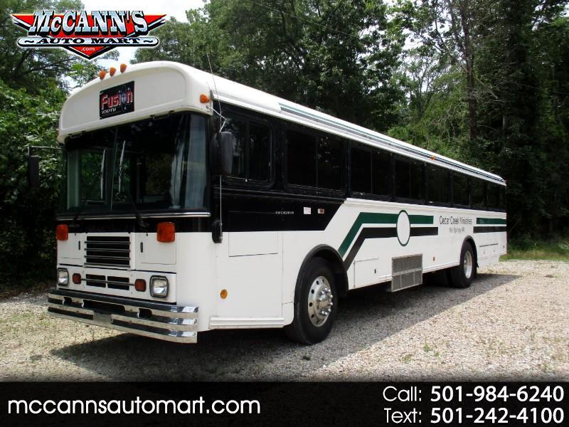 1998 Blue Bird School/Transit Bus