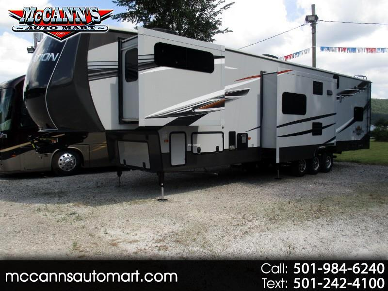2015 CrossRoads RV Elevation Brickyard