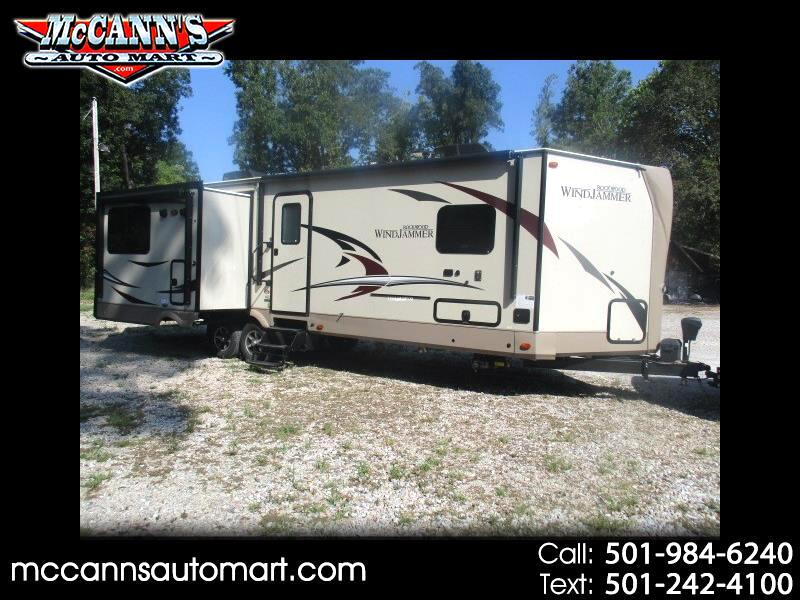 2018 Rockwood Windjammer 3029W