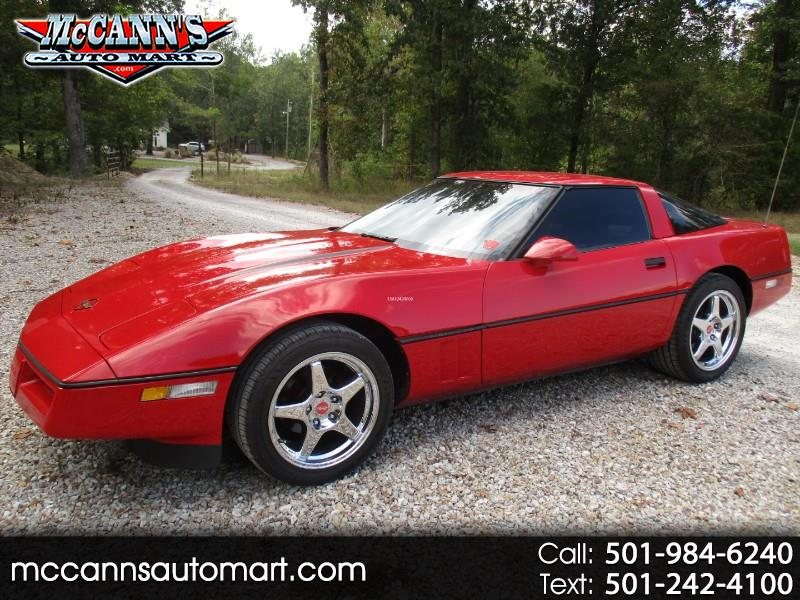 Chevrolet Corvette 2dr Hatchback Coupe 1985