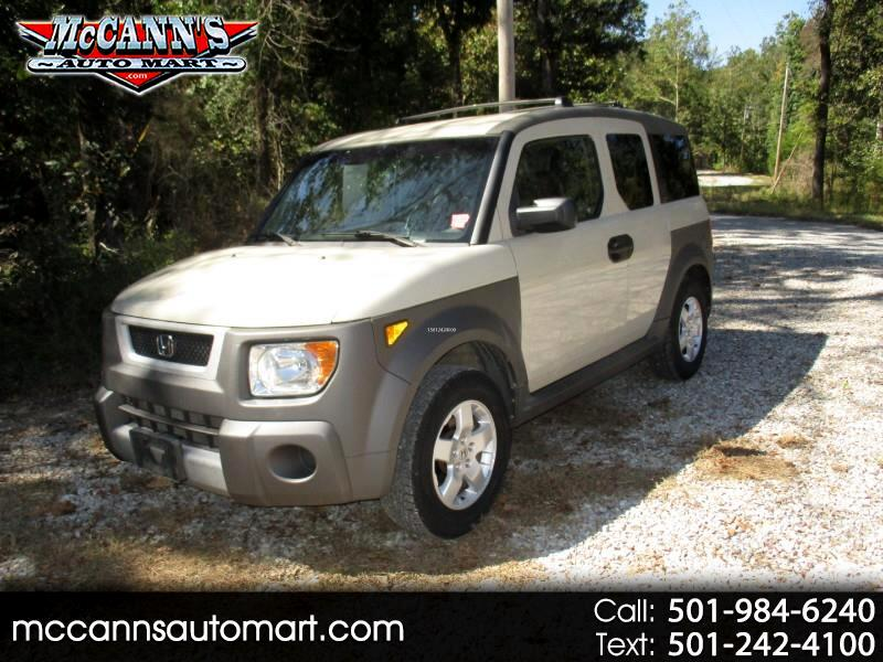 Honda Element 2WD EX AT 2005