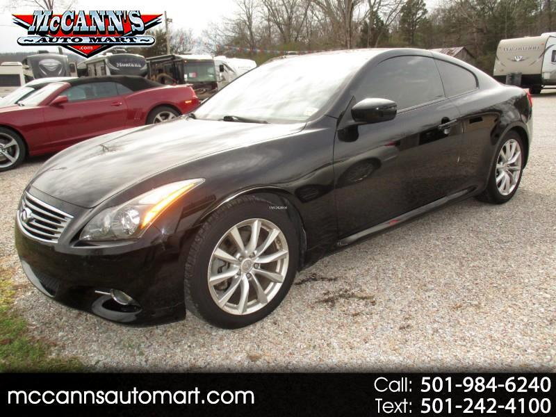 Infiniti G37 Coupe 2dr Journey RWD 2013