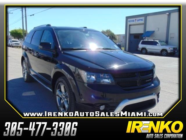 2017 Dodge Journey AWD 4dr Crossroad