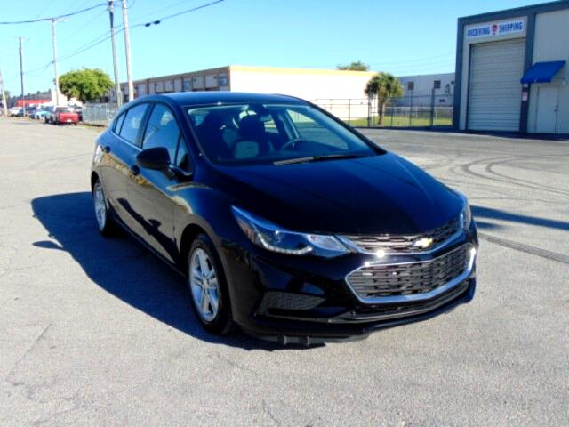 2017 Chevrolet CRUZE LT Base