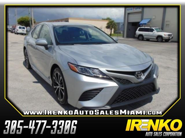 2018 Toyota Camry 2014.5 4dr Sdn I4 Auto L (Natl)