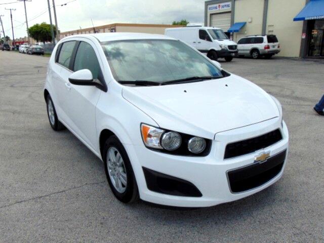 2014 Chevrolet Sonic 1LT 5-Door