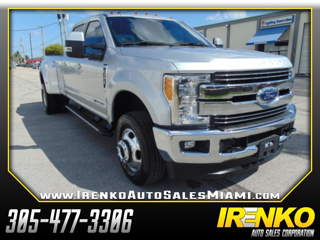 Ford Super Duty F-350 DRW King Ranch 4WD Crew Cab 8' Box 2017