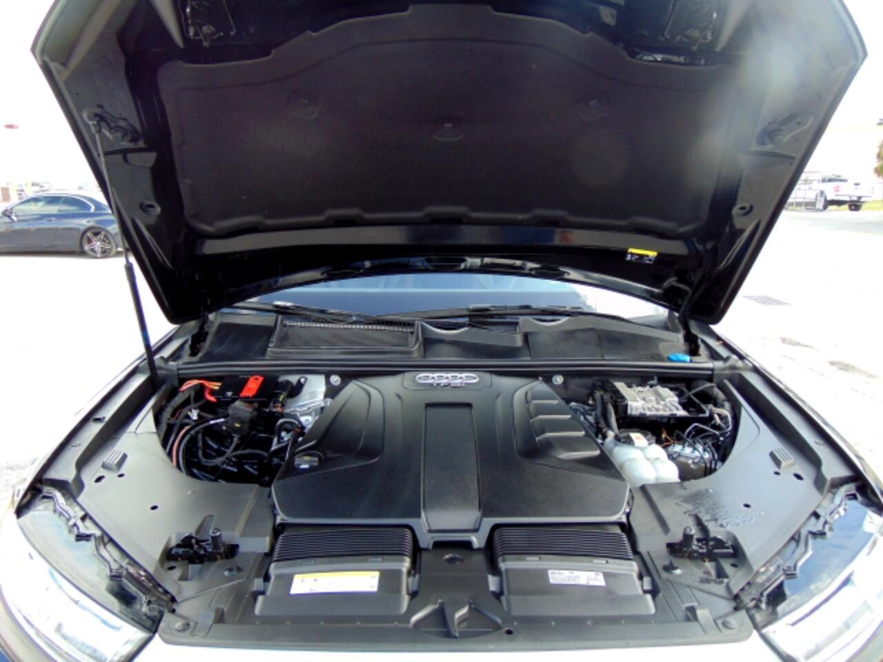 2017 Audi Q7 2.0 TFSI Premium Plus